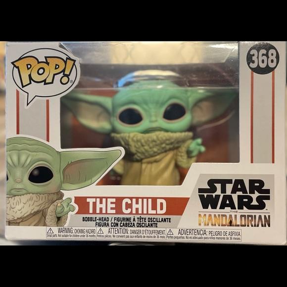 NIB Funko Pop! Star Wars The Child #368!!